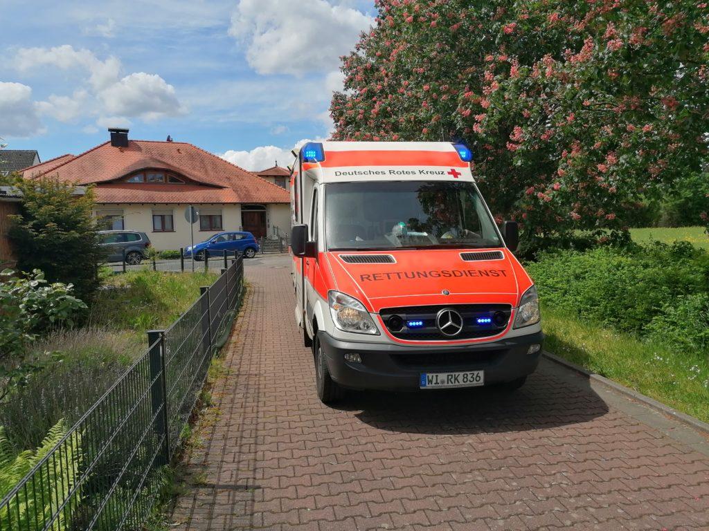 Rettungswagen Main-Taunus 7/83-1