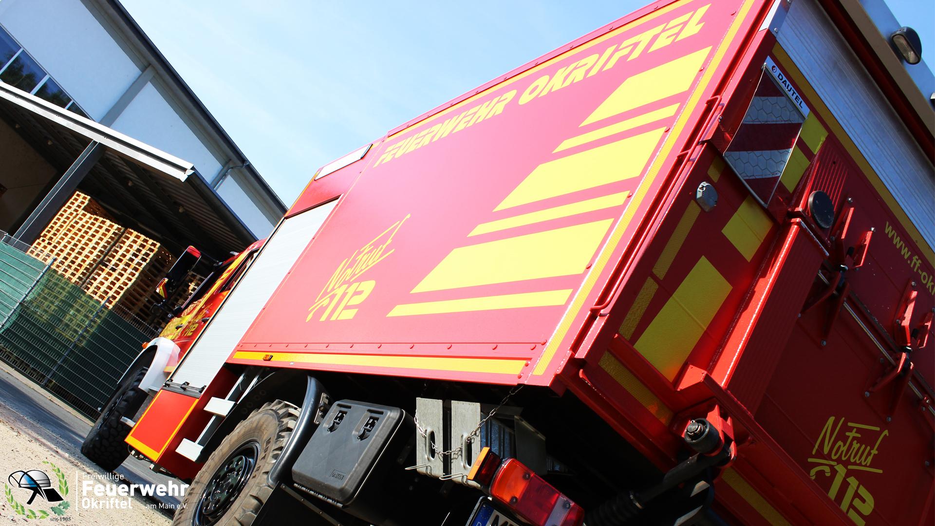 Gerätewagen Logistik 2 (GW-L2)