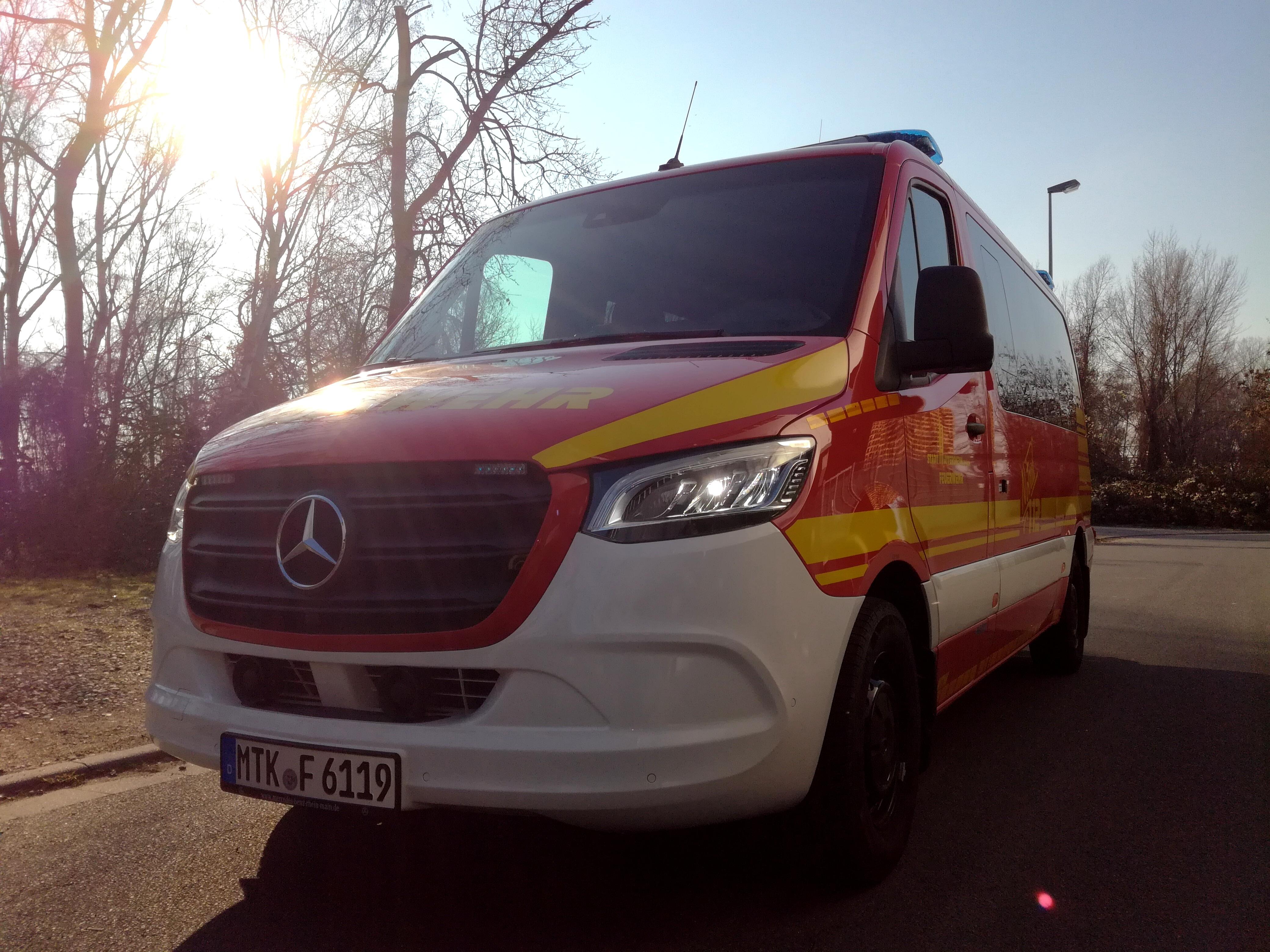 Mannschaftstransportfahrzeug (MTF)